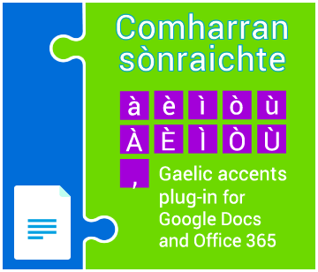 Gaelic Accents Plugin